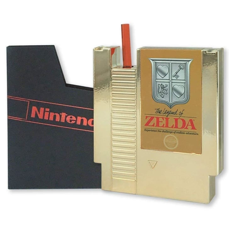 A 'Legend of Zelda' flask
