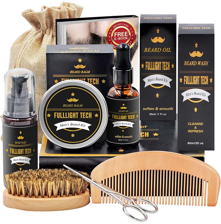 A beard kit
