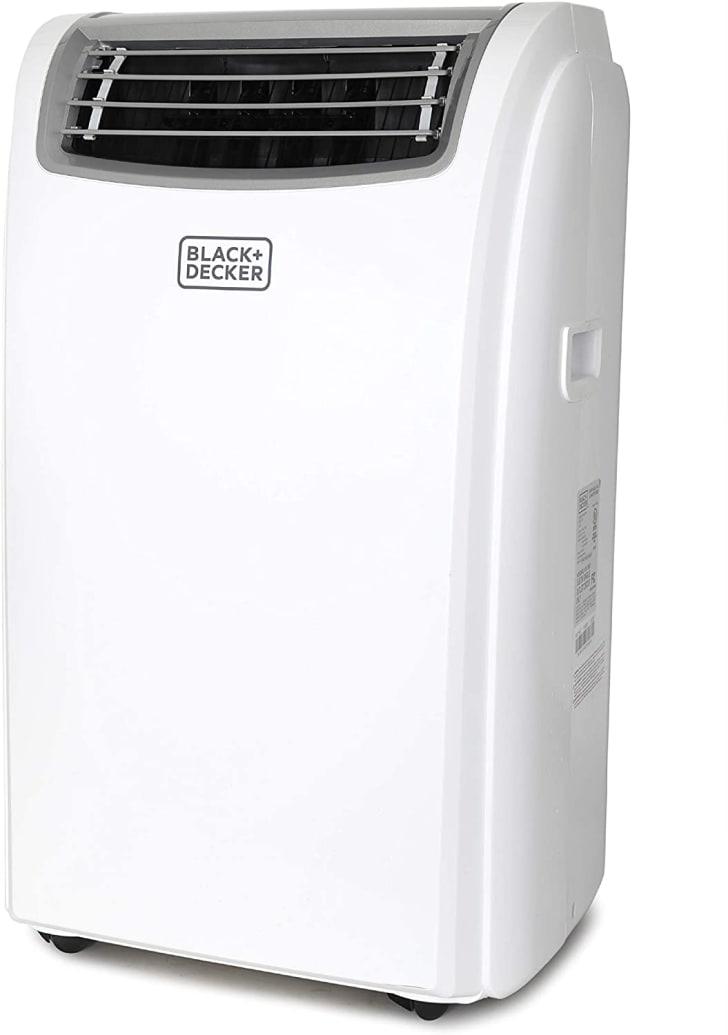 Black + Decker portable air conditioner