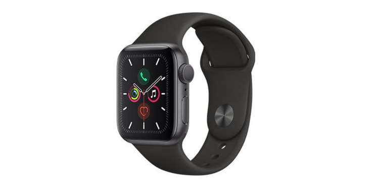 Apple Watch Series 5 GPS 44mm Space Gray