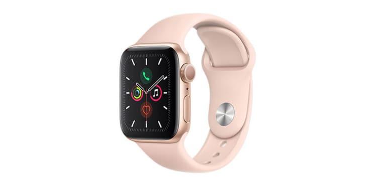 Apple Watch Series 5 GPS 44mm Gold