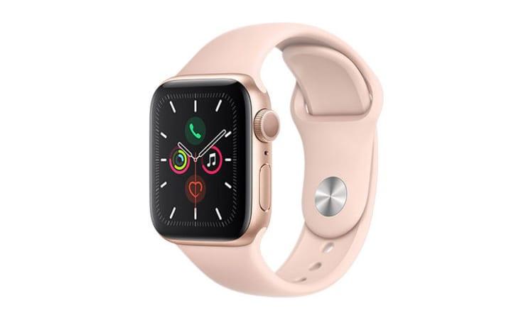 Apple Watch Series 5 GPS 40mm Gold