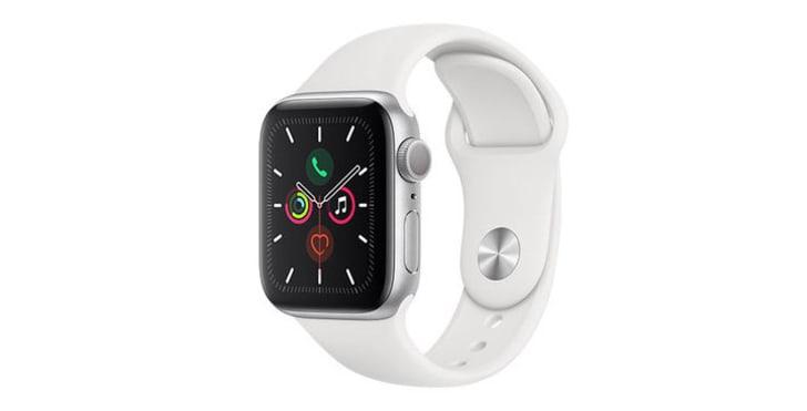 Apple Watch Series 5 GPS 40mm Silver