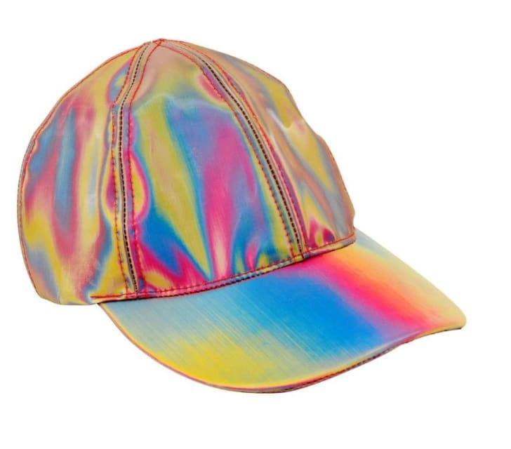 A hat replica from 'Back to the Future'