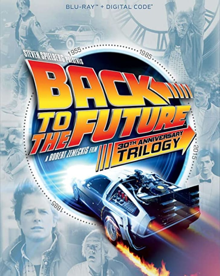The 'Back to the Future' DVD