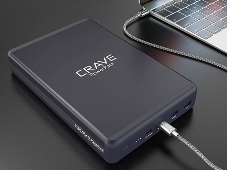 Crave Direct battery charger.