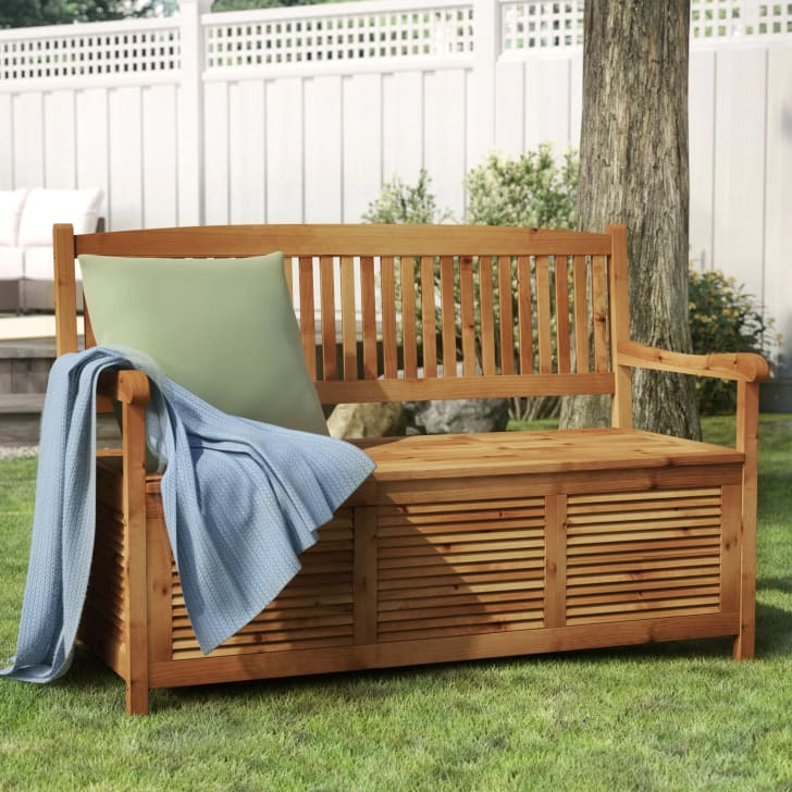 Brisbane bench from Wayfair