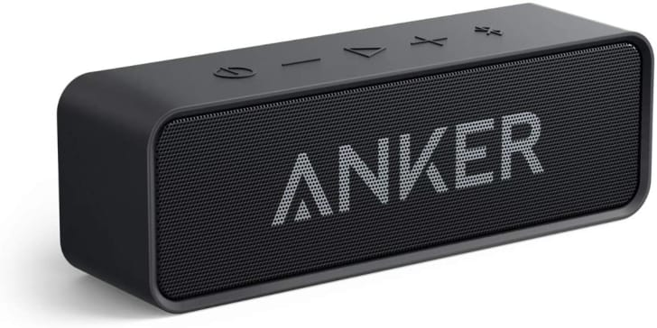 Anker portable bluetooth speaker