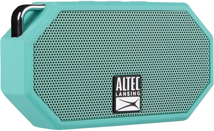 Altec Lansing portable bluetooth speaker