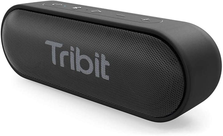 Tribit portable bluetooth speaker