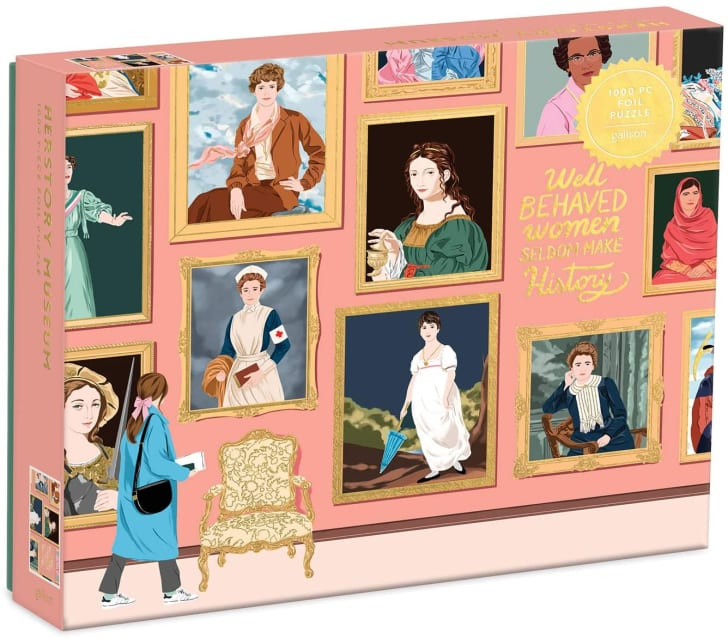 herstory museum 1000-piece jigsaw puzzle