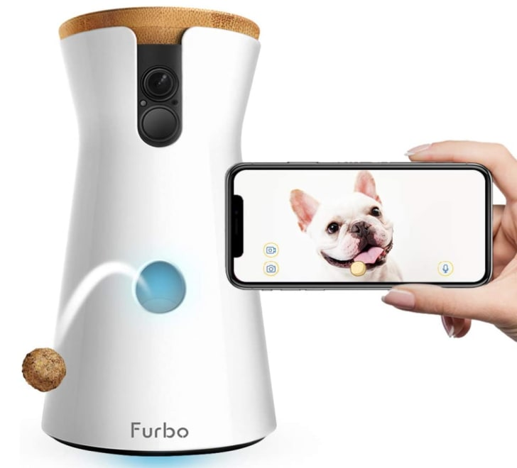 Check out Tomofun LLC's Furbo during Amazon's Cyber Monday sale.