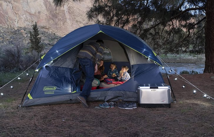 Check out Coleman's tents during Amazon's Cyber Monday sale.