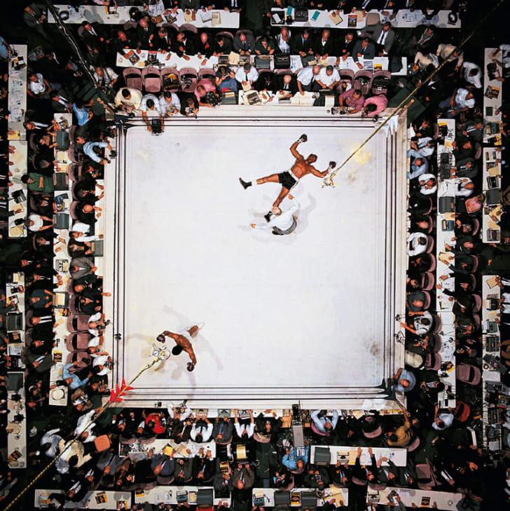 Rara coletânea de fotos do fotógrafo Neil Leifer está disponível para venda