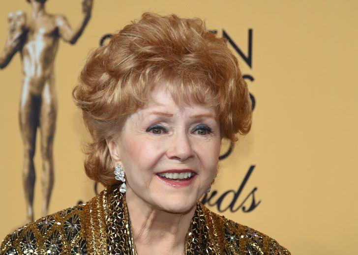 Debbie Reynolds.