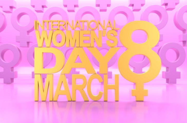 International Women's Day March 8th