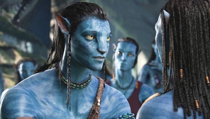Sam Worthington in Avatar (2009)