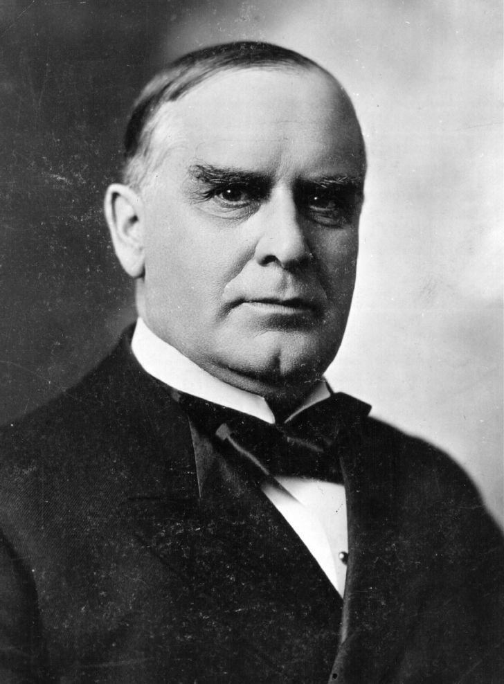 Portrait of William McKinley