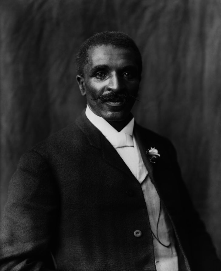 Portrait of George Washington Carver