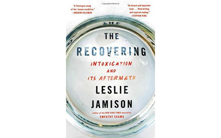 An image of the cover of the book The Recovering.