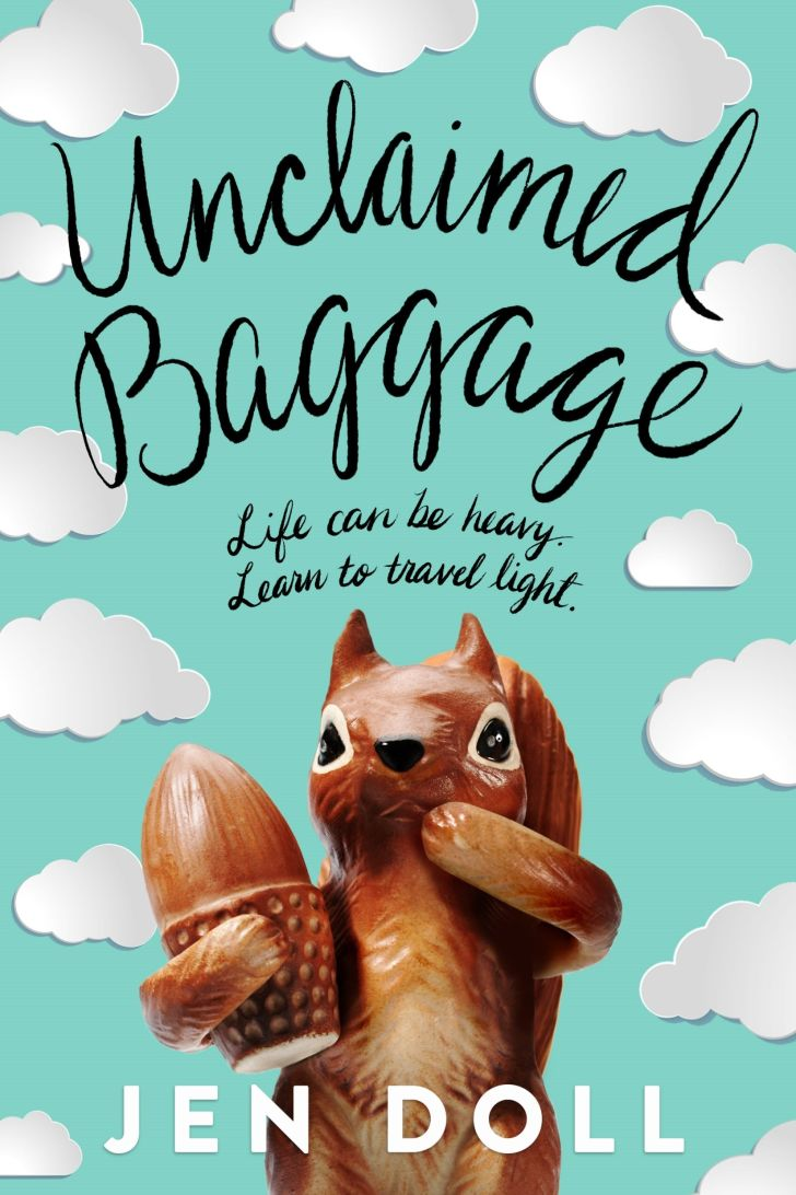 An image of the cover of the book Unclaimed Baggage.