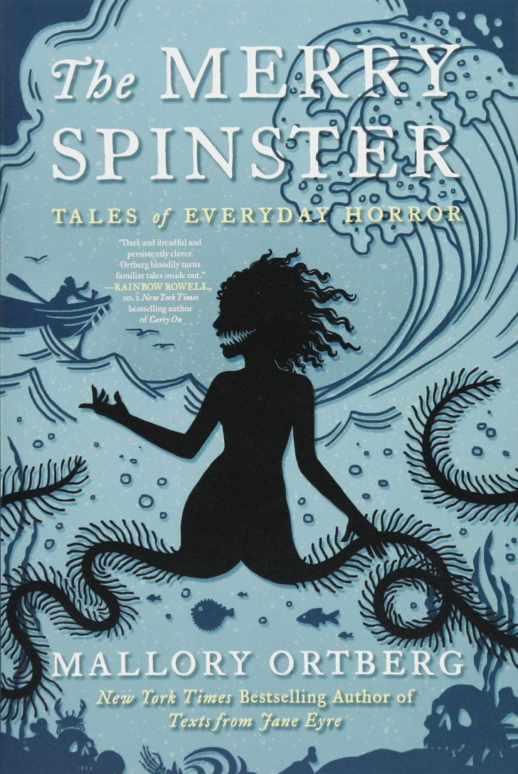 An image of the cover of the book The Merry Spinster.