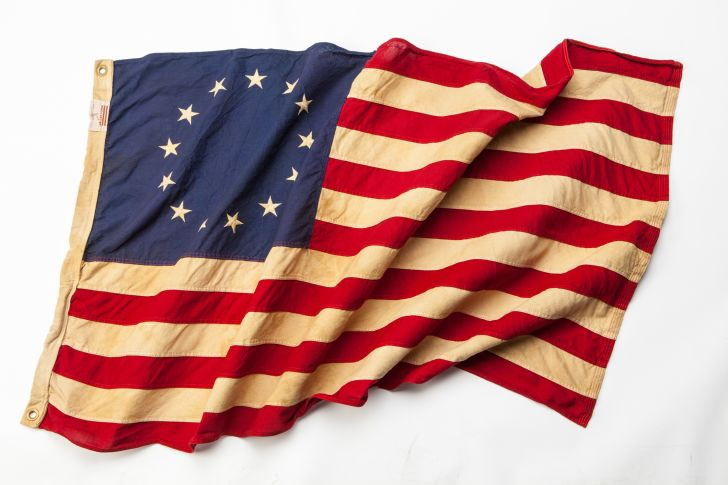 American Revolutionary Flag
