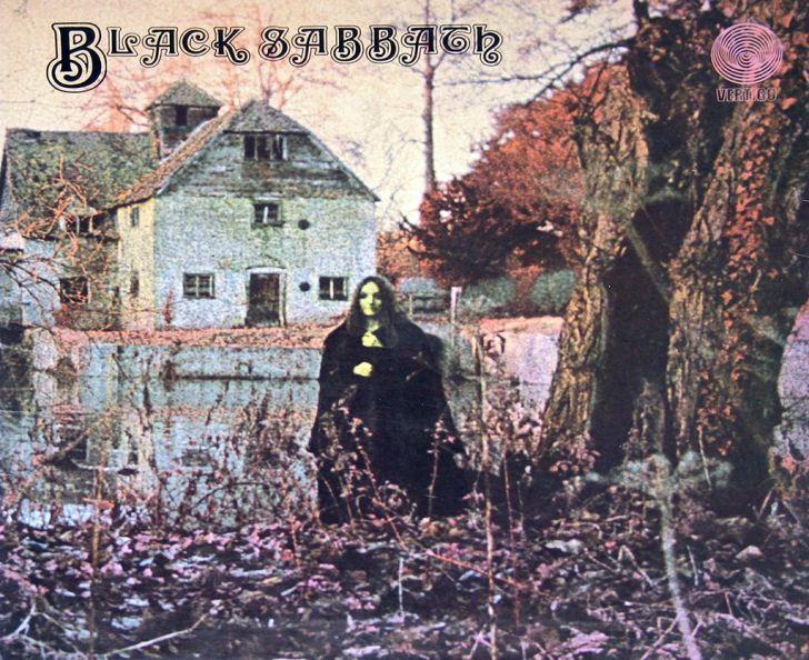 Cover of Black Sabbath album