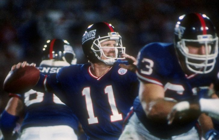 Phil Simms is going to Disney World