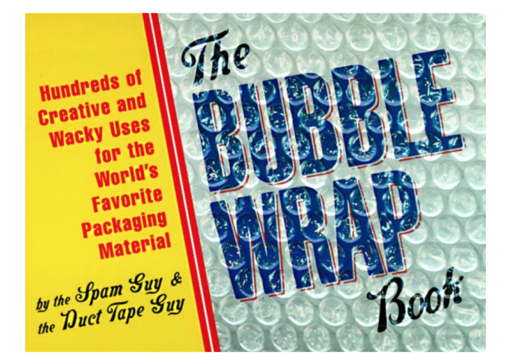 Picture of the Bubble Wrap Book