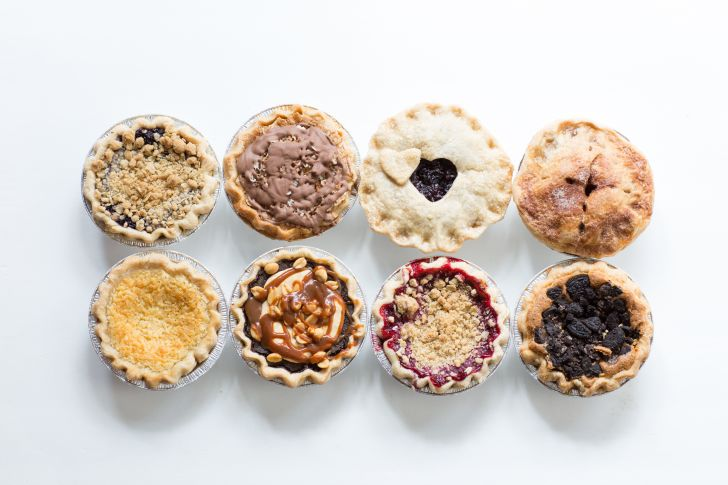 pies from Pied Piper Pies
