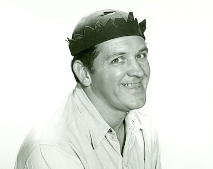 Actor wearing a hat.
