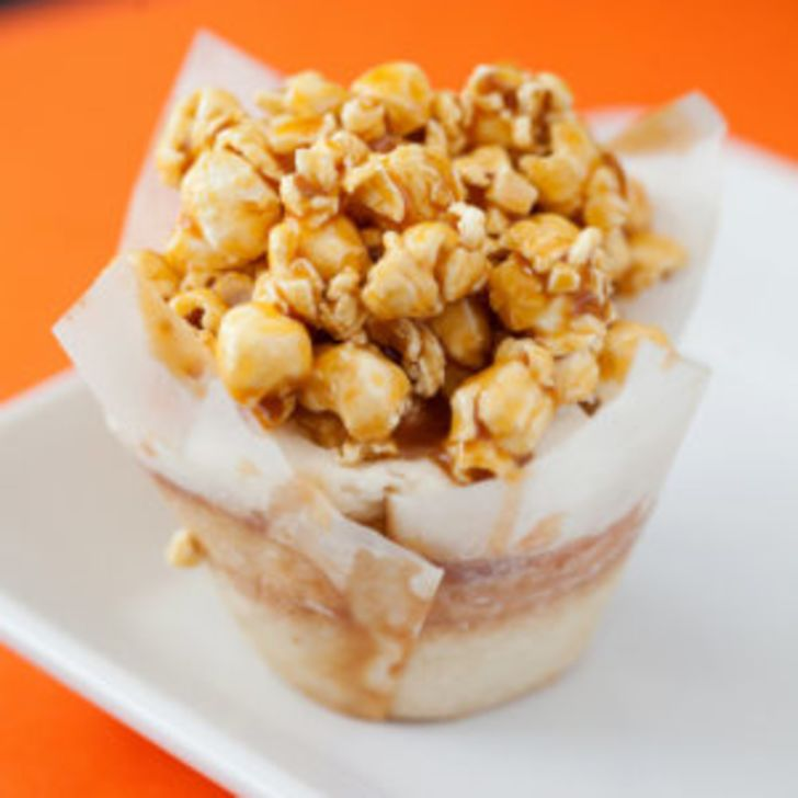 Caramel Popcorn Alisha's Cupcakes