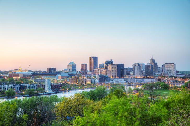 Saint Paul Minnesota