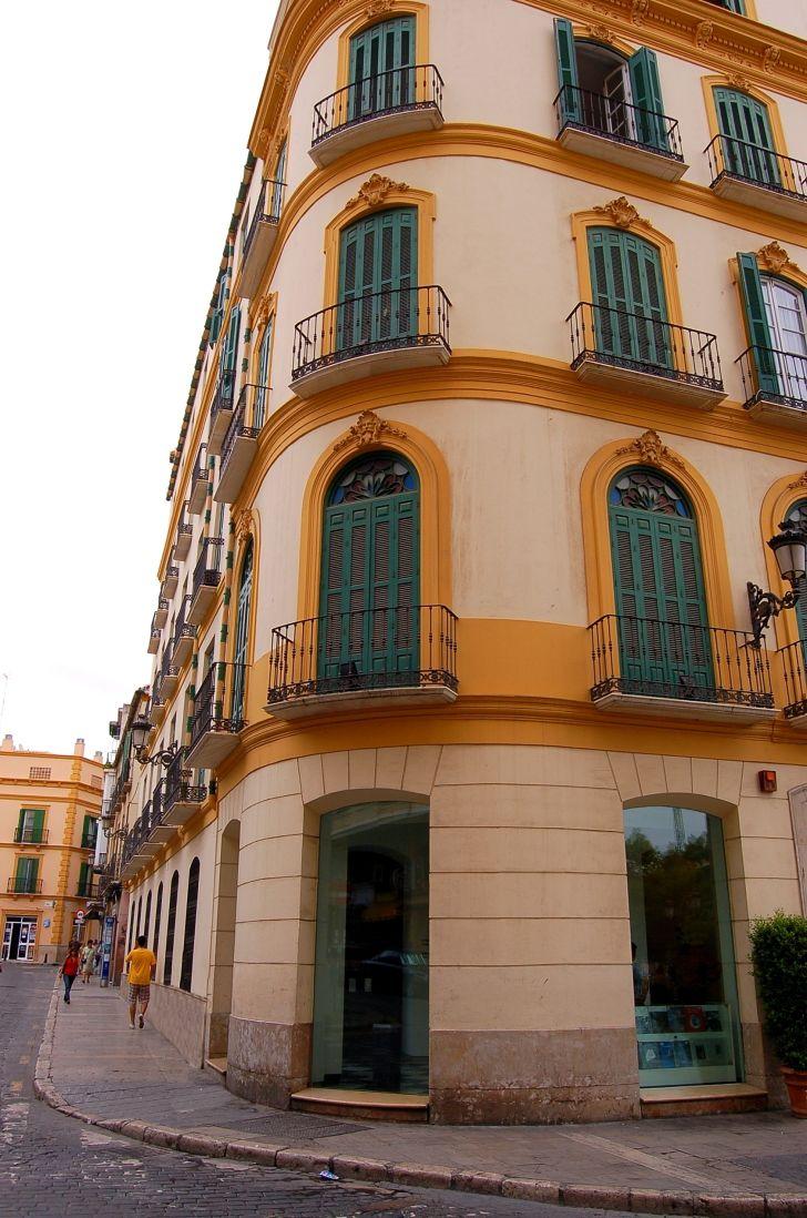 Artist Pablo Picasso was born in Málaga, Spain, in 1881.