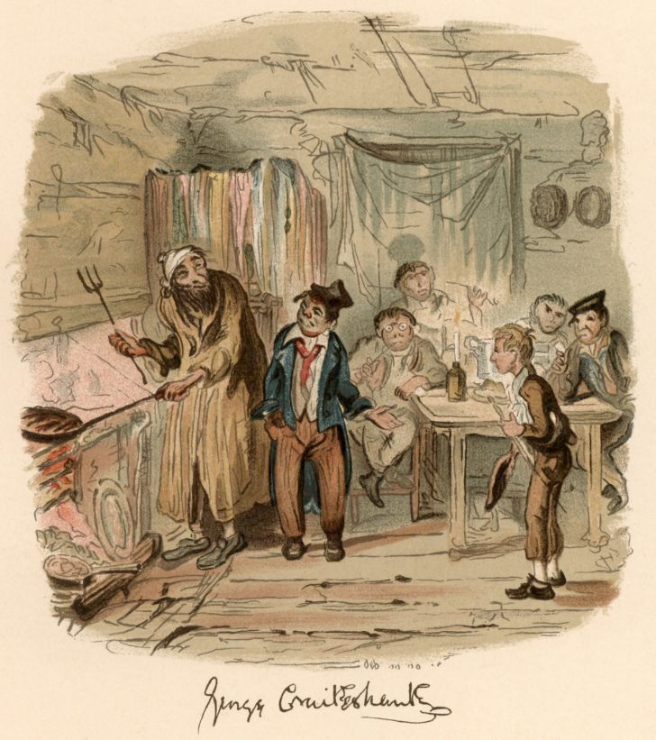 Charles Dickens's 'Oliver Twist.'