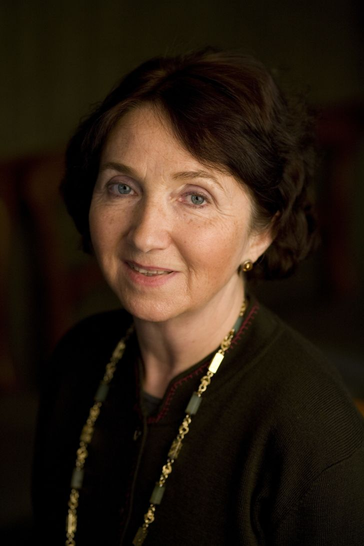 Jane Hawking, the wife of Stephen Hawking.