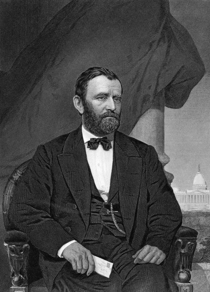 Art of President Ulysses S. Grant