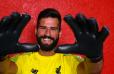 Oficial: Alisson deixa a Roma e é o novo goleiro do Liverpool