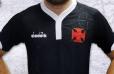 Vasco divulga imagens da nova terceira camisa, que estreia contra o Bahia
