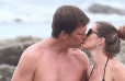 Tom Brady Shows Off GOAT Dad Bod on Beach Vacation With Gisele