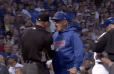 VIDEO: Joe Maddon Ejected for Screaming F-Bombs at Umpire