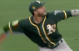 VIDEO: Athletics OF Ramon Laureano Without Question Delivers Throw of the Year