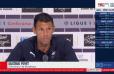 VIDÉO : L'incroyable pétage de plomb de l'entraîneur de Bordeaux en conf de presse