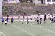 VIDEO: High School Football Team Runs Terrifying Head-First Oklahoma Drill at Full Speed
