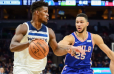 REPORT: Wolves Made Idiotic Trade Offer to 76ers Involving Jimmy Butler