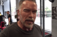 VIDEO: Arnold Schwarzenegger Pumping LeBron Up Before His First Lakers Game is Everything