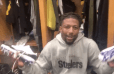 VIDEO: Players Are Raiding Le'Veon Bell's Locker After He Failed to Report by Deadline
