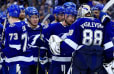 Tampa Bay Lightning Lead Initial NHL Playoff Odds