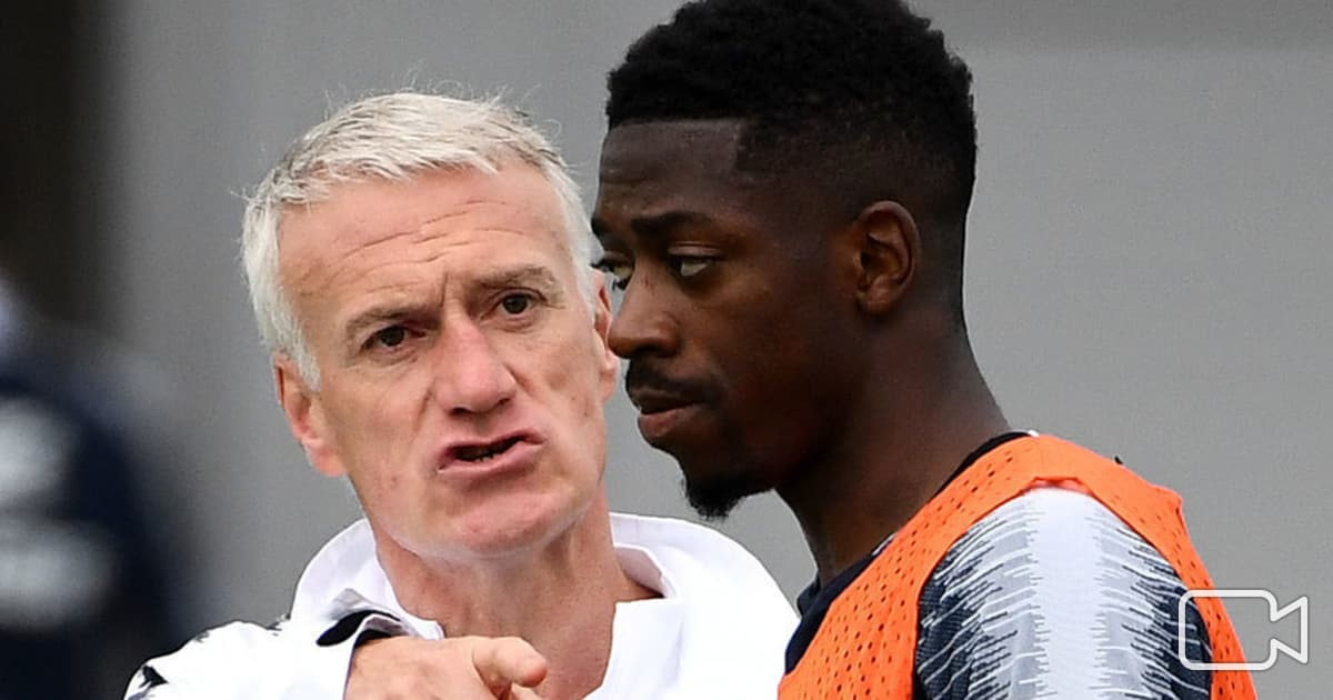 Deschamps kritisiert Dembélé wegen BVB-Streik | german_site